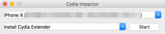 再度Cydia Impactorがアップデート、アプリのインストール時に