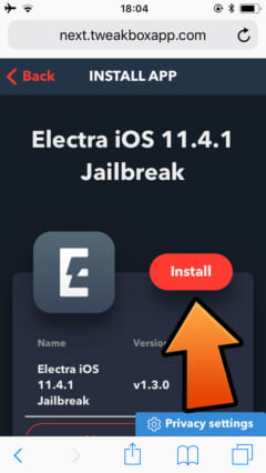 howto-ios110-1141-jailbreak-electra-tweakbox-version-without-pc-5