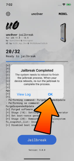 howto-ios11-ios135-jailbreak-unc0ver-v5xx-all-devices-4
