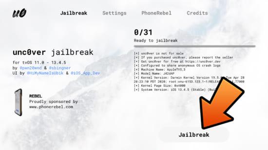 release-unc0ver-for-appletv-v510b1-howto-tvos135-jailbreak-4