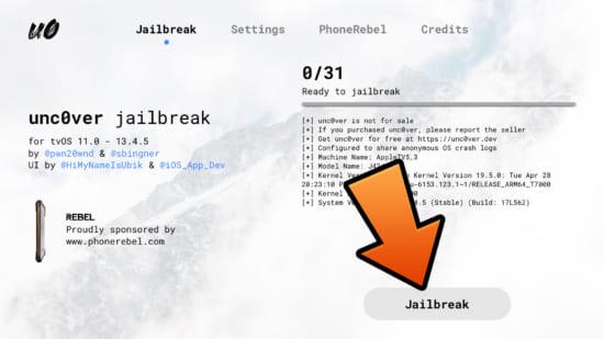 release-unc0ver-for-appletv-v510b1-howto-tvos135-jailbreak-6
