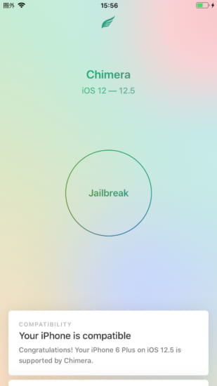 update-chimera-v160-ios12-ios125-jailbreak-2