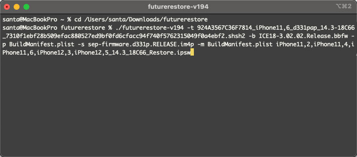howto-iphonexsmax-ios125-to-143-futurerestore-8