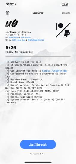 update-unc0ver-v611-ios11-ios14-ios143-jailbreak-fix-bugs-1