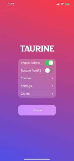 howto-taurine-odyssey-update-without-reboot-jailbreak-updater-2