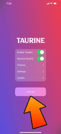 howto-taurine-v1-restore-rootfs-remove-jailbreak-3
