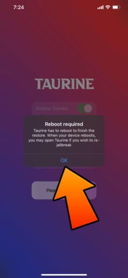 howto-taurine-v1-restore-rootfs-remove-jailbreak-5