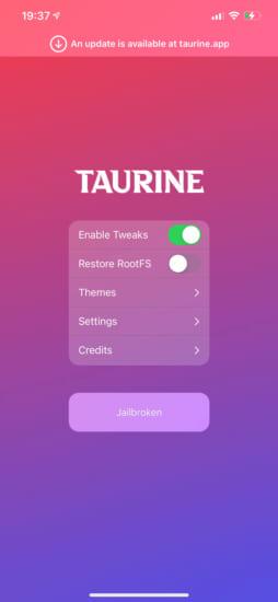 warning-taurine106-105-downgrade-taurine104-2